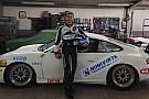Una Porsche per Sabino De Castro in Coppa Italia