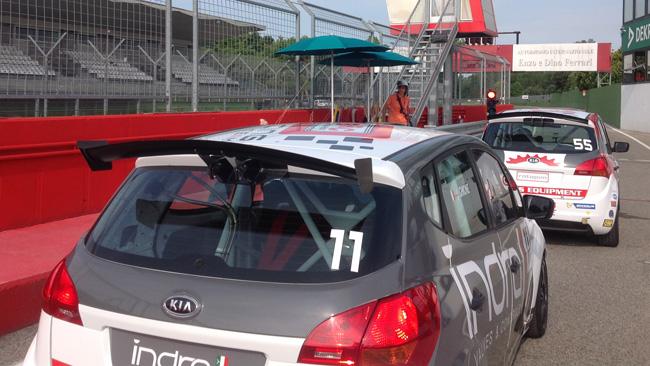 "Green Hybrid Cup: a Imola il KERS si usa per 15"""