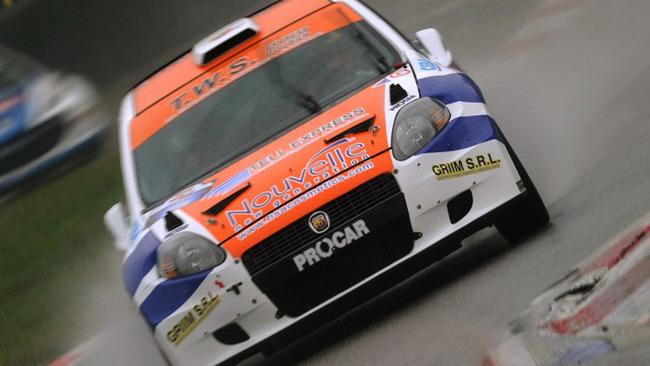 Gianesini trionfa al Rally Strade dei Mulini
