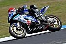 Esordio vincente per Scassa sulla Yamaha!