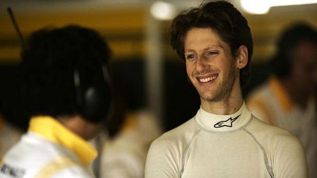 DAMS sogna il titolo con Grosjean e Varhaug