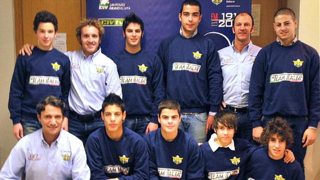 Team Italia Velocità: al via una nuova era
