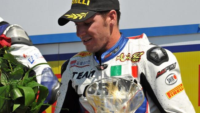 Antonelli rinnova con il Team Lorini
