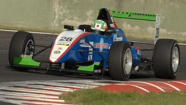 Amberg al top nei test pre-gara di Spa