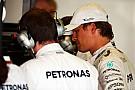 Гонщики Mercedes разошлись в оценках тренировки