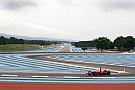 Pirelli marca testes de pneus de pista molhada em Paul Ricard