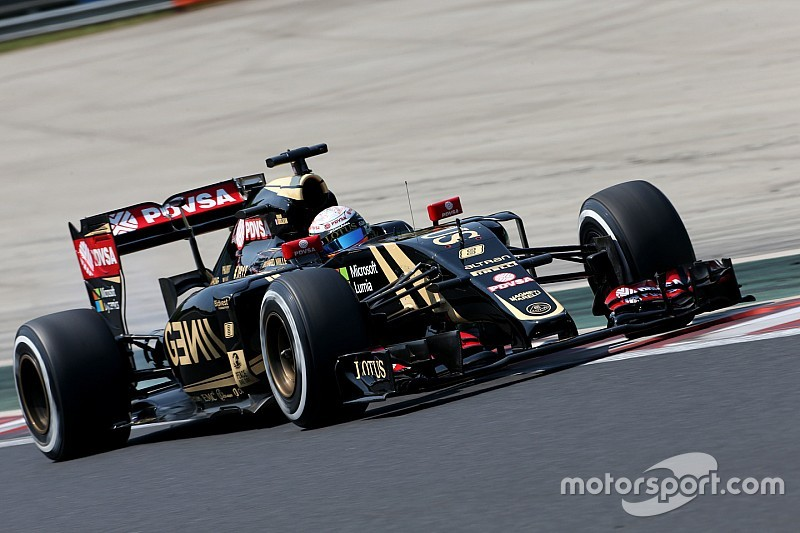 "Romain Grosjean en Q3, un ""miracle""!"