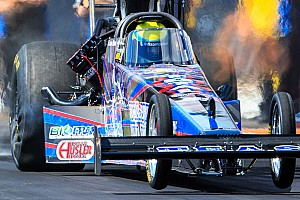 NHRA Qualifying report Dixon, J. Force, Johnson and Krawiec race to qualifying leads at Bandimere Speedway
