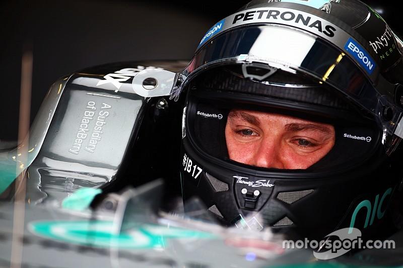 "Rosberg ""has no explanation"" for gap to Hamilton"