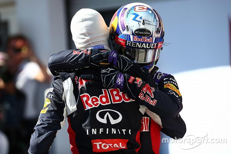 "Ricciardo: ""No regrets"" on charging drive and Mercedes collisions"