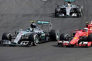 Formule 1 Actualités Rosberg assure ne pas avoir calqué sa course sur Hamilton en Hongrie