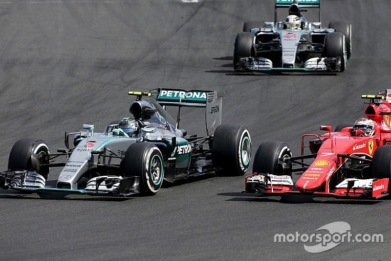 Rosberg assure ne pas avoir calqué sa course sur Hamilton en Hongrie