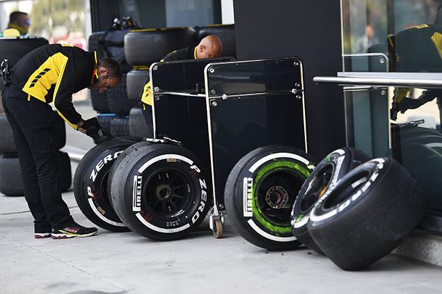 بيريللي تتوقّع فارق 1.7 ثانيّة بين الإطارات في سباق البحرين