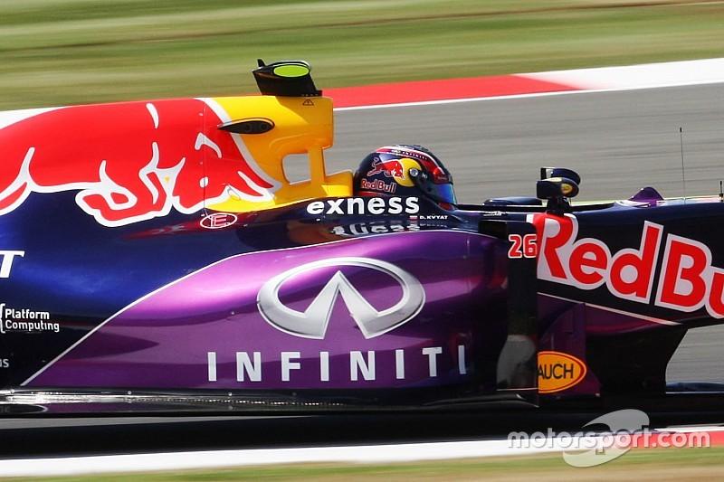 Infiniti récompensera un de ses clients avec un test F1!