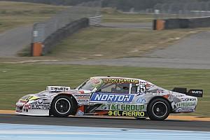 TURISMO CARRETERA Vista previa Después de probar, el Dole Racing dejó todo listo para Paraná