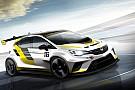 Компания Opel показала новую Astra OPC для серии TCR