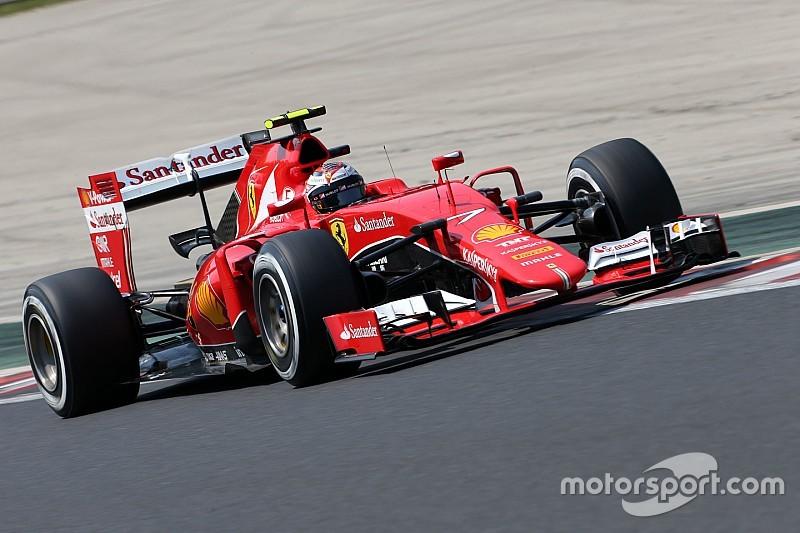 La Ferrari oggi fa scadere l'opzione su Raikkonen