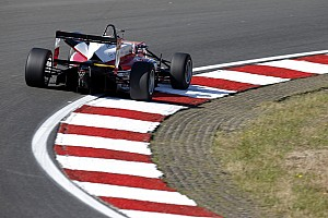 F3 Europe Qualifying report Rosenqvist edges Dennis for first Spielberg pole