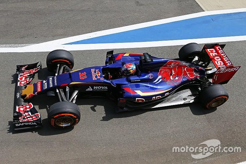 Toro Rosso a testé les départs sans aide à Imola