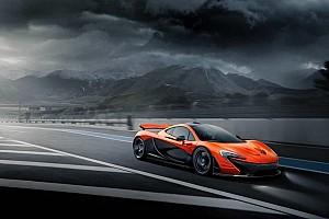 Auto Actualités McLaren P1 MSO - L'opération spéciale orange!