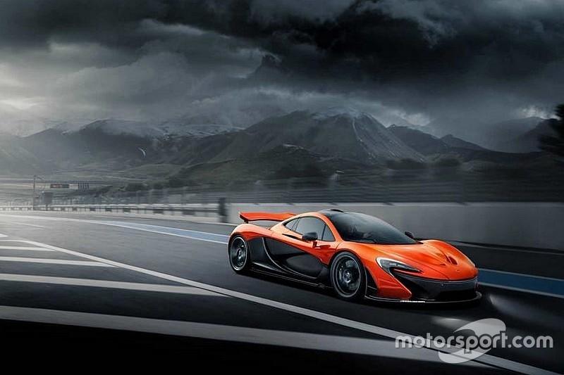 McLaren P1 MSO - L'opération spéciale orange!