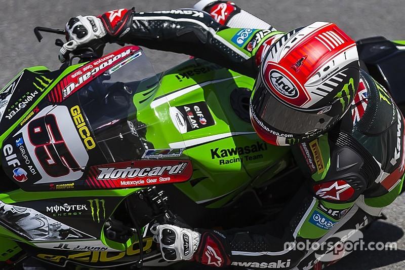Course 1 - Victoire pour Rea et podium pour Biaggi