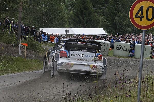 Латвала выиграл домашний этап WRC