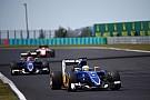 La Sauber potrebbe pensare alle power unit Renault