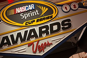 NASCAR Cup Breaking news NASCAR will return to Las Vegas for 2015 awards banquet