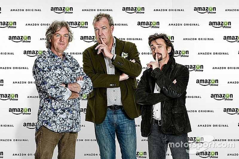Premiers détails sur le concurrent Amazon de Top Gear
