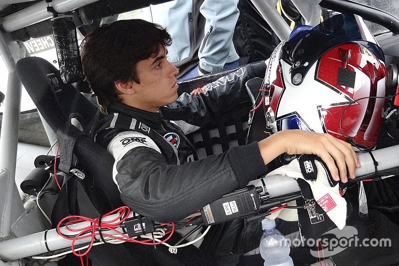 Eddie Cheever III debutta nella NASCAR K&N