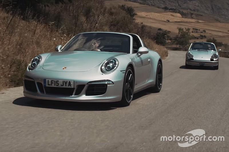 Porsche 911 Targa 4S Exclusive Mayfair Edition - La 911 Ultime