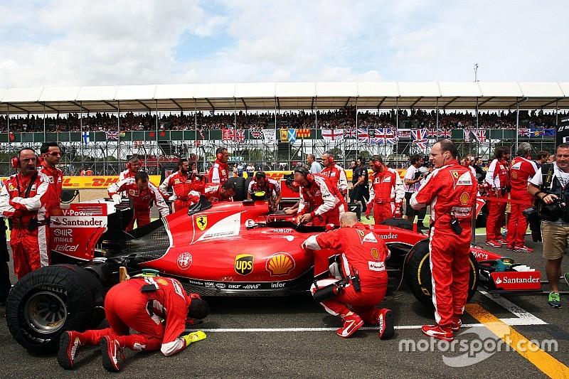 Shell: Нам с Ferrari скрывать нечего