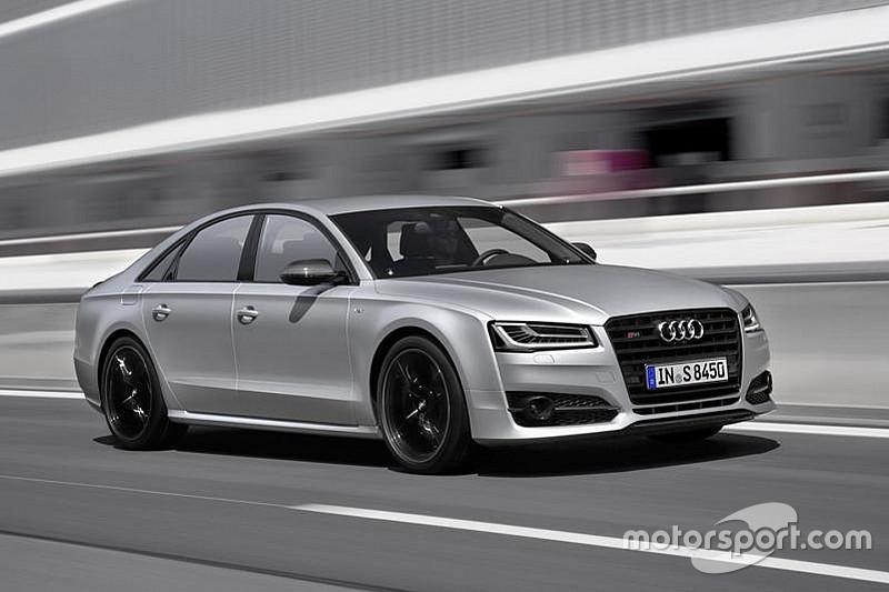 605cv et plus de 300 km/h pour l'Audi S8 Plus