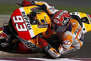 MotoGP Résumé d'essais libres Marc Márquez désigne Lorenzo comme la menace majeure