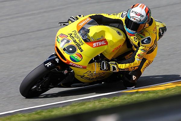 Alex Rins conquista la prima vittoria in Moto2 a Indy