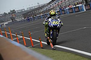 MotoGP Résumé de course Valentino Rossi -