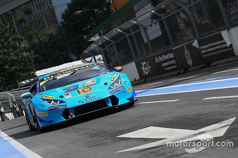 Eventful weekend for Ebrahim; podium in race two
