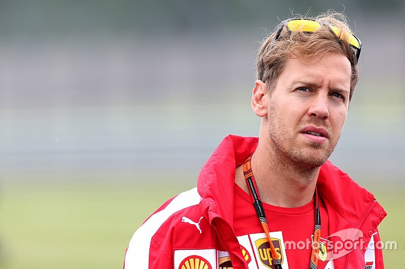 "Lack of camaraderie in modern F1 ""sad"" - Vettel"