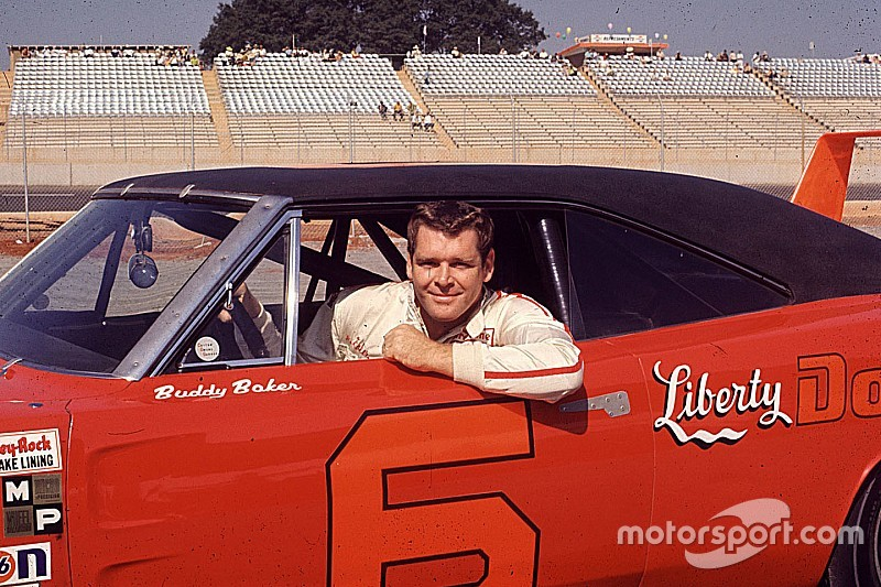 Godspeed Buddy Baker: the gentle, generous giant