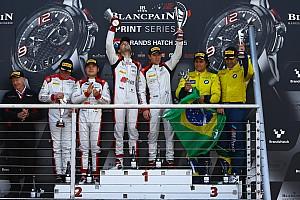بلانبان سبرنت تقرير السباق فوز معنويّ لكلّ من لورنس فانثور وروبين فريجنز