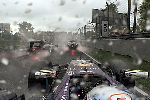eSports Analysis F1 2015: Handling