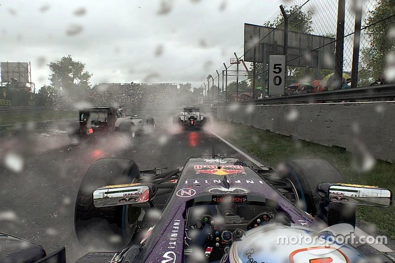 F1 2015: Handling