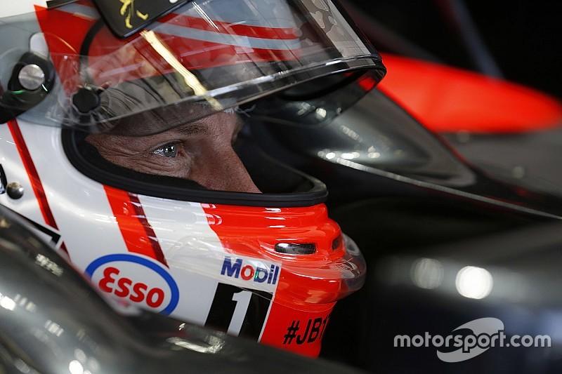 Баттон: Спа станет хорошим тестом прогресса McLaren