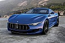Un rendu prometteur de la Maserati Alfieri