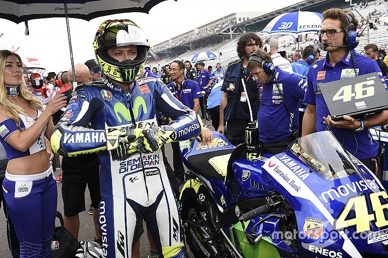 Une seule stratégie pour Rossi à Brno,