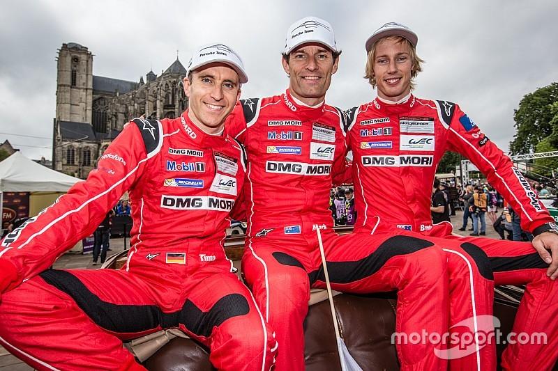 Webber: No room for egos in LMP1