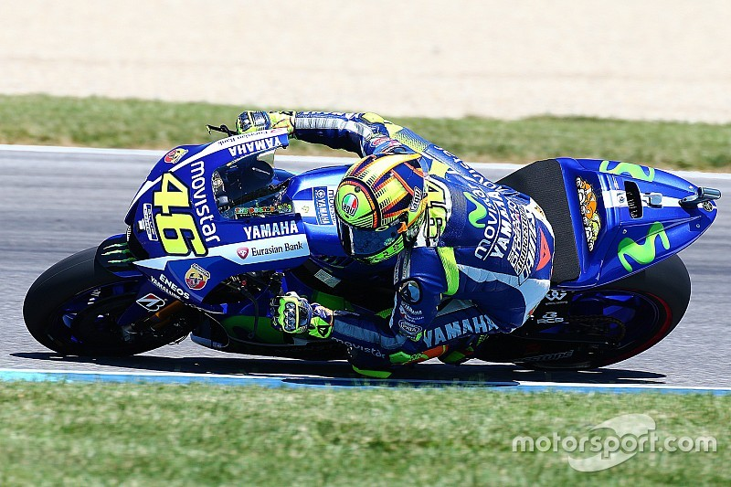 Rossi confirms Pedrosa's oil caused FP2 crash