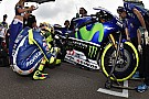 Rossi lamenta la caída