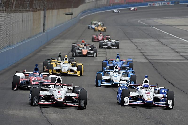 Fontana ne sera pas au calendrier 2016 de l'IndyCar